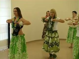 студия гавайского танца