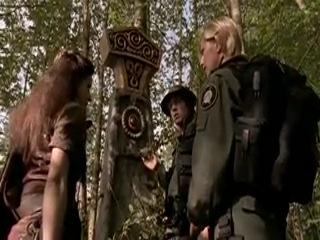 Звёздные Врата. SG-1. Сезон 2 Серия 6 - Колесница Тора