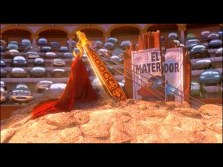 Тачки: Байки Мэтра / Mater's Tall Tales (3 серия) - Мэтр в Токио