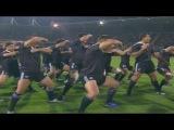 Хака-танец сборной Новой Зеландии по регби.Хака – это традиционный танец новозеландских маори, исполняемый в сопровождении хоров