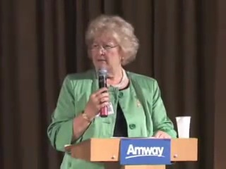 Коронованный посол Амвэй Германия Мария Шляйфер
