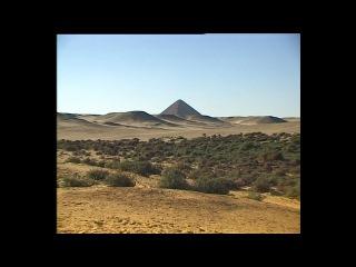 Загадки Древнего Египта. 1 часть - Тайны семи пирамид.