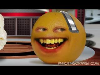 Пародия на Голодные игры от Annoying Orange