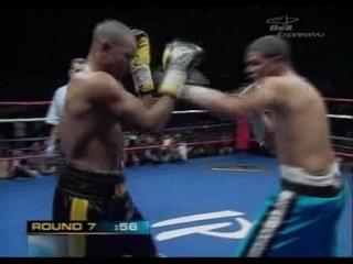 55. Рой Джонс vs Энтони Хэншоу (14 июля 2007 г.)