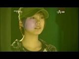 [ К-поп: школа выживания ] Квак Ён Хван и Го Ын А читает РЭП