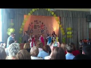 Девчонки с выпуска 2012 в 535