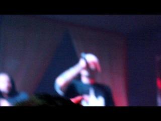 Алексей Долматов(ГУФ) Концерт в клубе Z1 город Зеленоград 21.01.12 Баллада. Ставим лайки GUF все же)