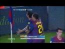 Супер гол Дани Алвеса! Barcelona - Mallorca 5-0 (30.10.11)