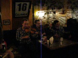 Teada Run Караваев и друзья - after-party in Shamrock pub - 2011 p2