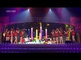 [PERF] SNSD- Dancing Queen+Tell Me Your Wish (KBS1 Open Concert/2009.07.19)