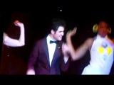 Darren Criss performs at Trevor Live!