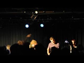 ↔ MewithoutYou ft. Hayley - Fox's Dream of a Log Flume (Нэшвилл, 22 мая 2012) ↔