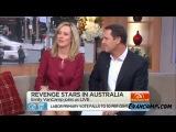 1st Australian TV interview Emily Vancamp