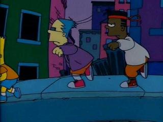 Барт Симпсон-Do the Bartman