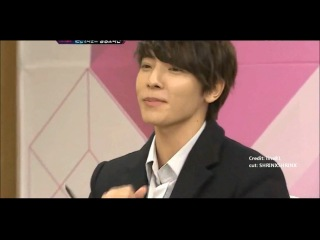 [рус.саб] Donghae cute fail (Super Junior Mr. Simple)