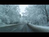 Зимняя дорога!)Очень красиво!)