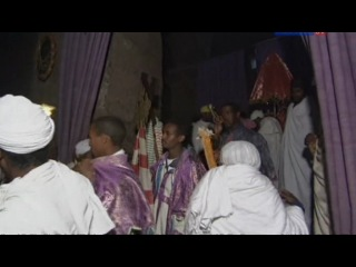 Рождество в стране паломников / Ethiopia, Land of the Pilgrimage / Christmas in the Holy City of Lalibela