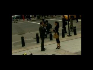 Сандра Буллок на съемках сцены из фильма