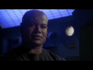 Звёздные врата SG-1 13 серия 7 сезона
