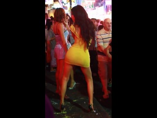 Tailand, pattaya, walking street, ladyboy