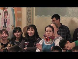 Жан-Шуак в детском доме в Акколе. От КазГЮУ Таймз