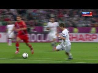 Россия-Чехия 08.06.2012
