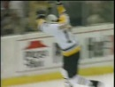 Goal Tomas Sandstrom (Penguins VS Capitals) 1996 NHL Playoffs Game 1