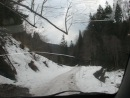 Дорога к водопаду Гук (Карпаты)