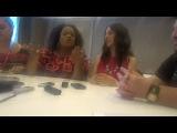 Alison Brie e Ivette Nicole Brown, las chicas de Community- entrevista exclusiva