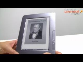 Видеообзор электронной книги PocketBook Pro 612