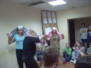 Котлета с хлебом - Танец Апипе
