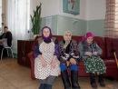 Ролик движения добрых людей Дом престарелых в Верхей Курье .