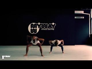 James Asher - Barabani Shamana afro-jazz choreography by Anya Guarana - Dance Centre Myway