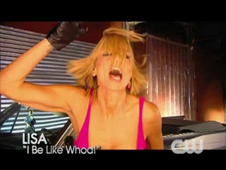 Lisa D'Amato - I Be Like Whoa (без Тайры)