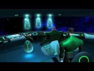 Зеленый Фонарь: Анимационный сериал [1 Сезон: 1,2 Серия] / Green Lantern / 2012| Onefilm
