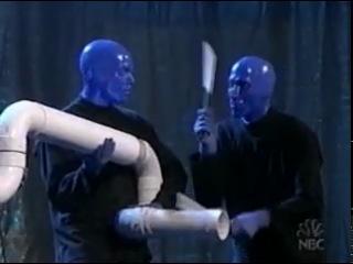 Blue Man Group - Drumbone (Last Call Vegas)
