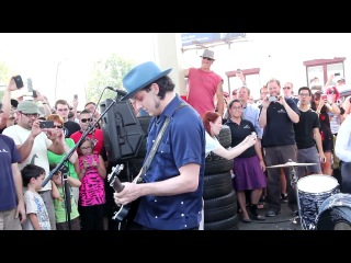 Jack White (Dick Dale Cover - 09.08.2012)