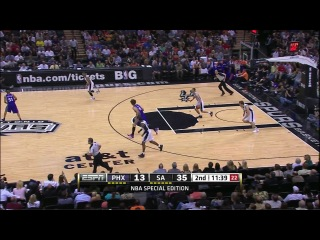NBA 2011-2012 / RS / 14.04.2012 / Phoenix Suns @ San Antonio Spurs