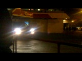 отезд в отель группы SCORPIONS после концерта Новокузнецк 19.04.2012