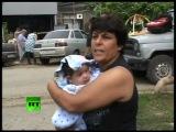 Женщина с ребёнком рассказала как искала пропавшую племянницу в морге среди 700 трупов