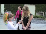Hilary Duff interview for the DVD a Cinderella Story