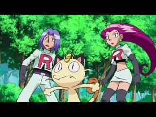 Покемон: Победители лиги Синно / Pokemon: The winners of the league Sinno - 13 сезон 1 серия [627] (Озвучка)