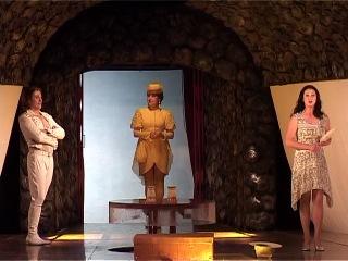 Спектакль Признания авантюриста Феликса Круля часть (2) 2006-2009 года.