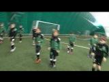 Видеосюжет о тренировках по ритмике в Академии ФК «Краснодар»
