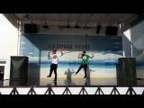 Power Dance Camp / I Don`t Like - choreo Ahmed BAJA Ft. Nastya ПИРОЖОК