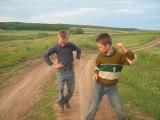 как танцуют наши друзья ))))