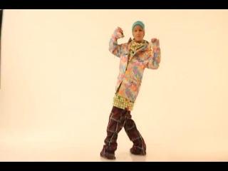 Съемка для нового каталога сноубордической одежды STL