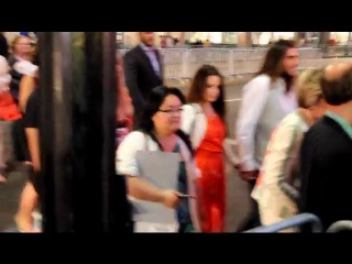Holly Marie Combs arrives to the premiere of Odd Life Of Timothy Green [6.08.2012]
