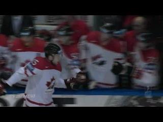 Хоккей ``ЧМ 2008`` - Россия 5-4 Канада (Финал)