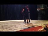 Фестиваль кубинских танцев III - Сальса Фиеста - Сальсатон Seo FERNANDEZ & Eneris MULGADO